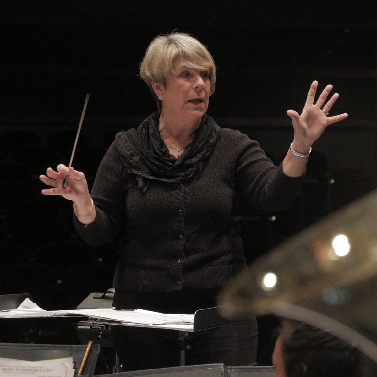 Conductors :: Diablo Wind Symphony